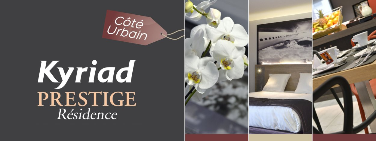 Site Résidence Kyriad Prestige Trignac