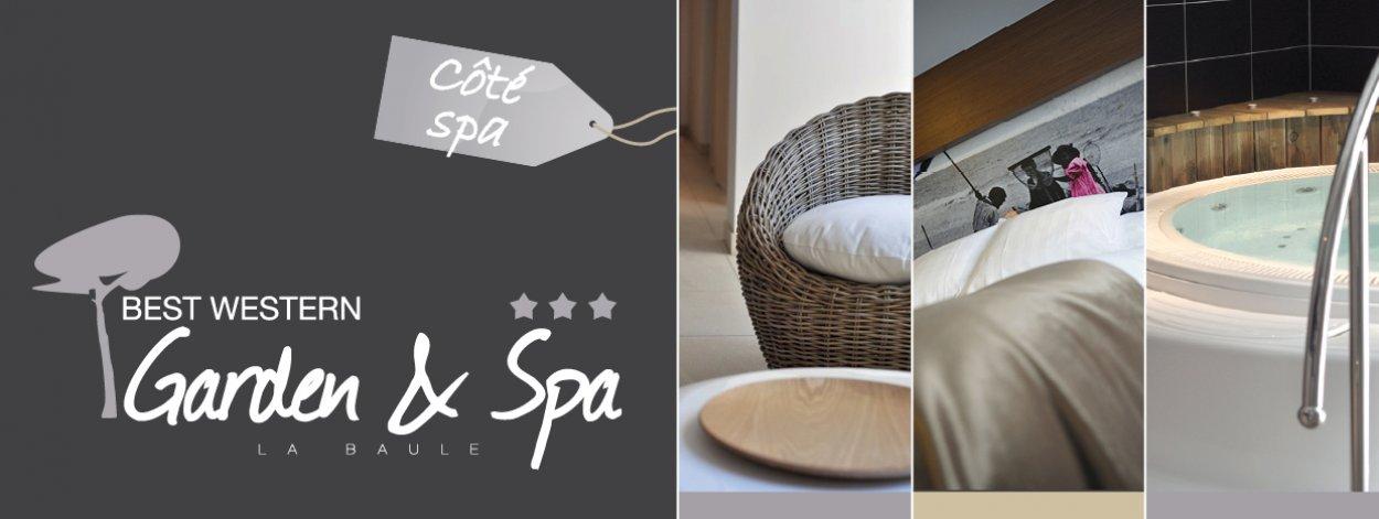 Site Best Western Hôtel Garden & Spa La Baule-Escoublac