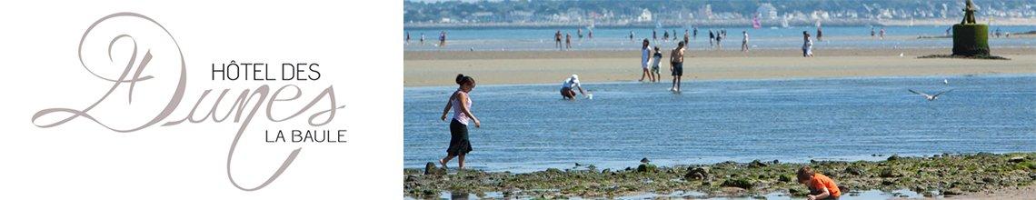 Site Les Dunes La Baule-Escoublac