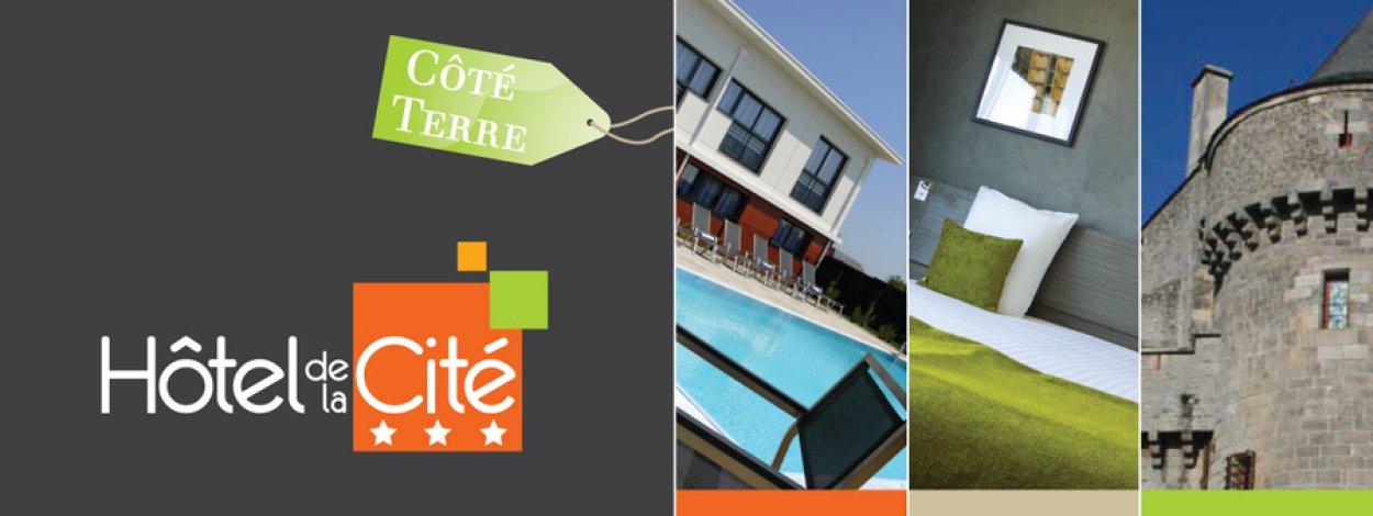 Site Best Western Hôtel de la Cité Guérande
