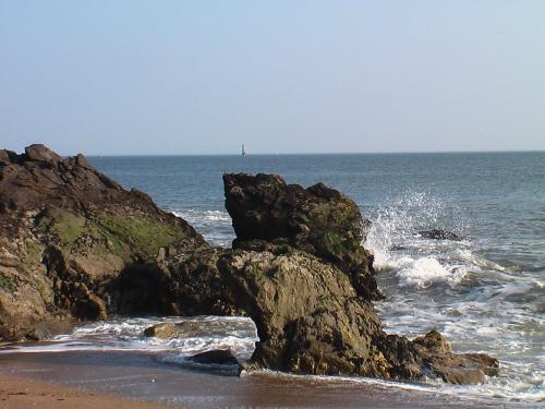 Plage des Jaunais Saint-Marc-sur-Mer Photo No3