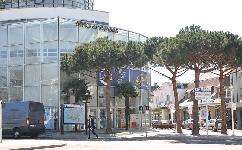 Office de tourisme de la baule mairies offices du tourisme c te d amour - Office du tourisme la baule escoublac ...