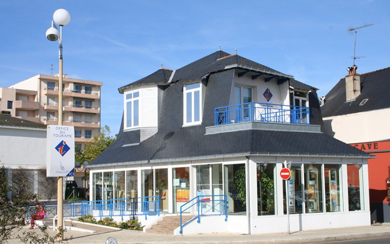 Office de tourisme de pornichet mairies offices du - Office du tourisme la baule escoublac ...