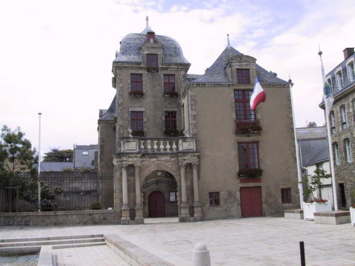 H tel de ville du croisic le croisic mairies offices - Office du tourisme la baule escoublac ...