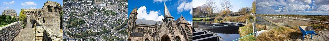 Site Office de Tourisme de Guérande Guérande
