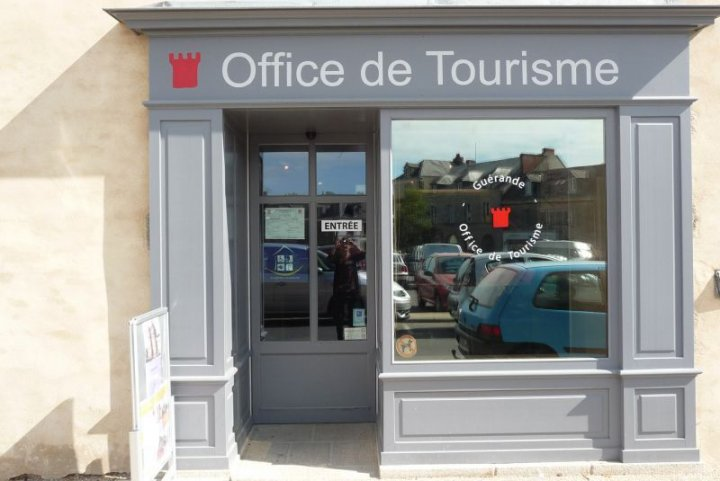 Office de tourisme de gu rande mairies offices du - Office du tourisme la baule escoublac ...