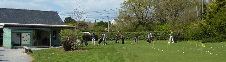 Practice de Golf de Guérance Guérande Photo No1