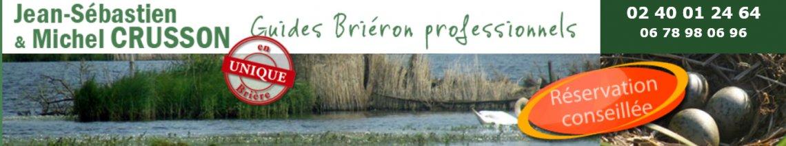 Site Crusson - Promenade en Brière Saint-André des Eaux
