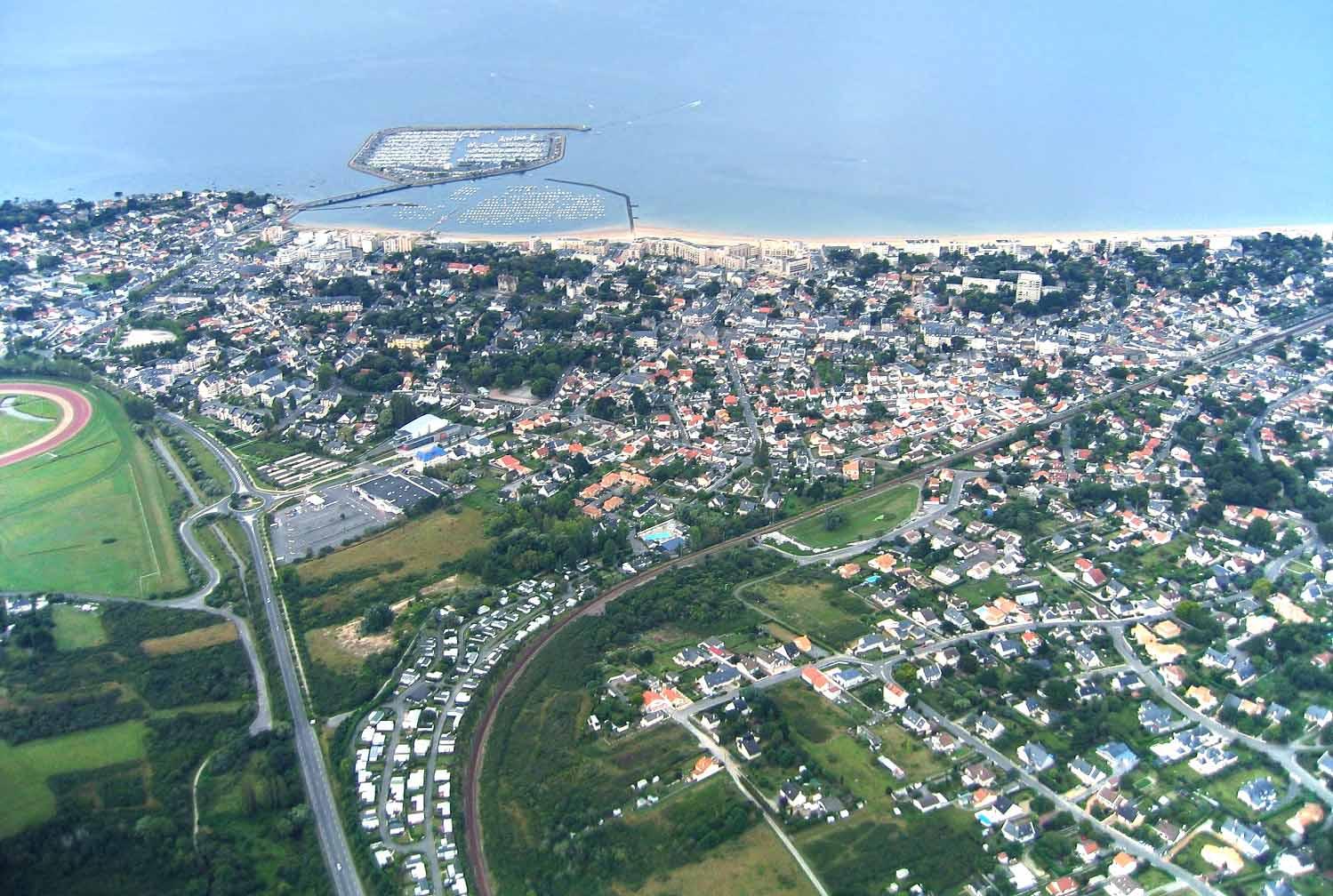 Pornichet bonne source sainte marguerite le port - Office du tourisme la baule escoublac ...