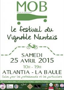MOB Festival du Vignoble Nantais @ Atlantia | La Baule | Pays de la Loire | France