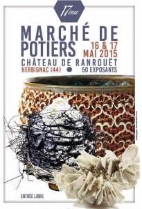 17ème Marché des Potiers - Château de Ranrouët @ Chateau de Ranrouët | Herbignac | Pays de la Loire | France