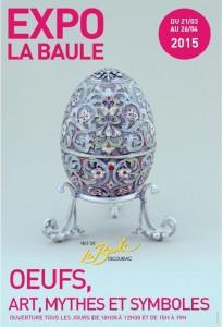 Exposition Oeufs, arts, mythes et symboles @ Chapelle ste anne | La Baule-Escoublac | Pays de la Loire | France
