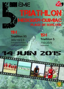 5ème triathlon de Mesquer Quimiac @ Mesquer | Pays de la Loire | France