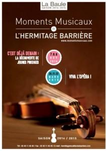 Les Moments Musicaux - Hermitage @ hotel hermitage | La Baule-Escoublac | Pays de la Loire | France