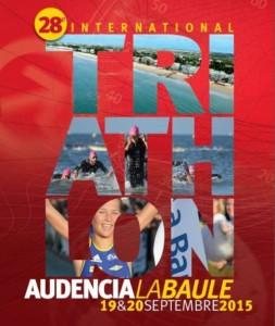 Triathlon Audencia La Baule 2015 @ Plage de la Baule | La Baule | Pays de la Loire | France