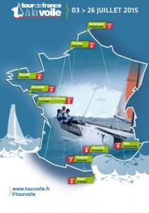Tour de France à la voile - Pornichet @ Port de plaisance | Pornichet | Pays de la Loire | France
