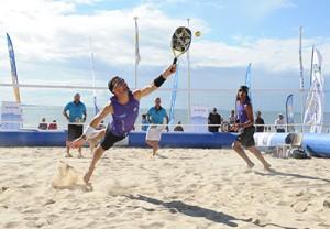 Championnat de France de Beach Tennis @ Plage du Nau | Le Pouliguen | Pays de la Loire | France