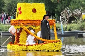 50ème Fête des chalands fleuris @ Port de la Chaussée Neuve | Saint-André-des-Eaux | Pays de la Loire | France