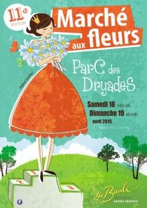11ème marché aux fleurs de la Baule @ Parc des Dryades | La Baule-Escoublac | Pays de la Loire | France