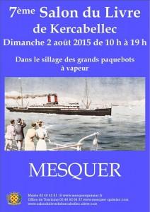 2eme salon du livre de Kercabellec @ Kercabellec | Mesquer | Pays de la Loire | France