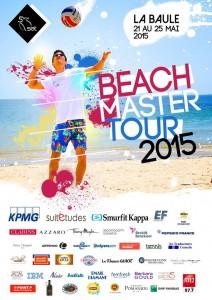 Beach Master Tour 2015 @ Plage de La Baule | La Baule-Escoublac | Pays de la Loire | France
