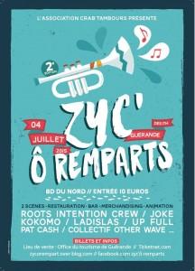 Zyc'O remparts 2e édition @ Boulevard Nord, Guérande | Guérande | Pays de la Loire | France