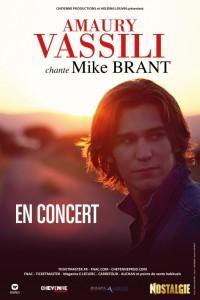 Amaury Vassily Chante Mike Brant @ Atlantia | La Baule-Escoublac | Pays de la Loire | France