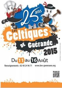 Les Celtiques de Guérande 25 ans @ Guérande | Guérande | Pays de la Loire | France