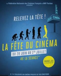 Fête du Cinéma @ Tous les cinémas