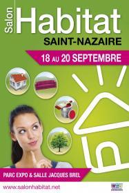 Salon de l'habitat de St-Nazaire @ Salle Jacques Brel | Saint-Nazaire | Pays de la Loire | France