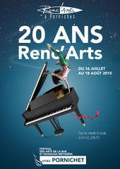 Festival des Renc'arts à Pornichet 2015 @ Dans les quartiers de Pornichet | Pornichet | Pays de la Loire | France
