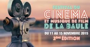 Festival Cinéma et Musique de Film 2015 @ La Baule | La Baule-Escoublac | Pays de la Loire | France