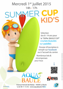 Summer Cup Kids @ Centre Aquatique Aquabaule  | La Baule-Escoublac | Pays de la Loire | France