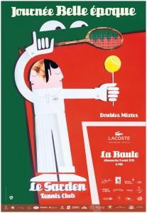 Tennis - Journée Belle Epoque @ Tennis Garden | La Baule-Escoublac | Pays de la Loire | France