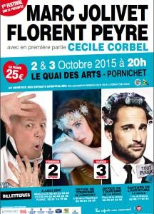 1er Festival Solidaire de la Presqu'ile @ Le Quai des Arts | Pornichet | Pays de la Loire | France