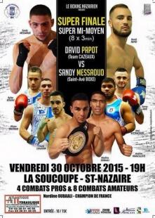Gala Boxing Nazairien @ La Soucoupe | Saint-Nazaire | France