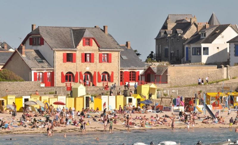 Plage Saint-Michel Batz Batz-sur-Mer Photo No0