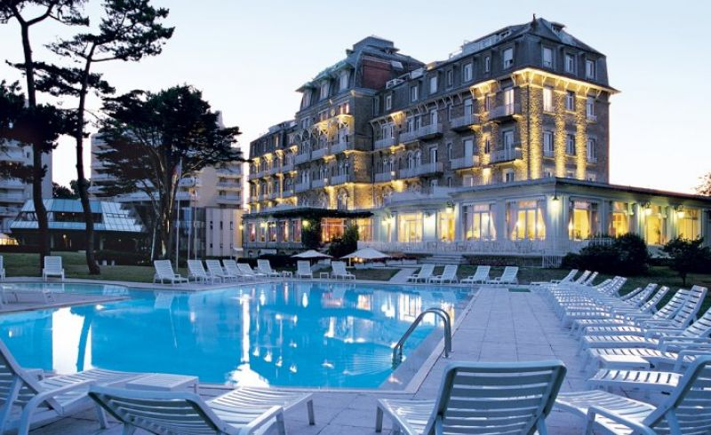 Royal-Thalasso La Baule-Escoublac Photo No0