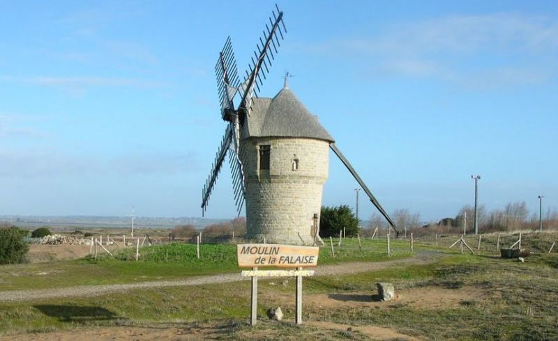 Moulin de la Falaise Batz-sur-Mer Photo No0