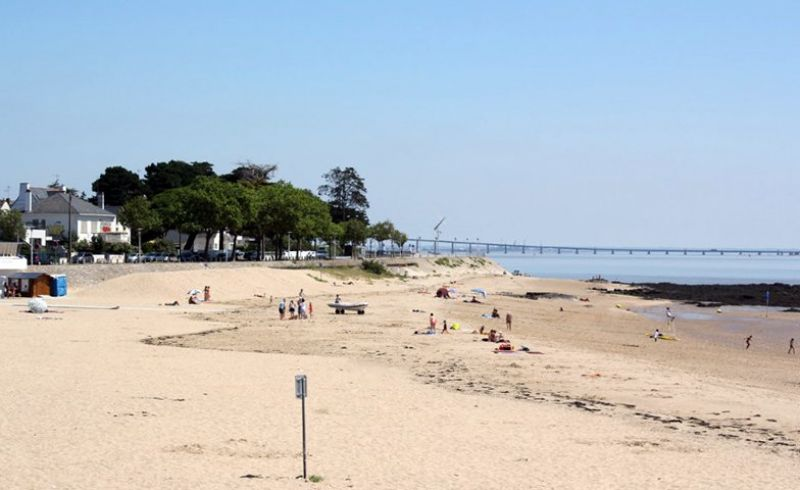 Plage de Villes Martin Saint-Nazaire Photo No0