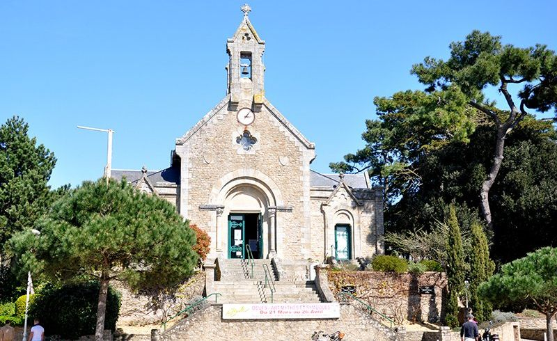 Chapelle Sainte Anne La Baule-Escoublac Photo No0