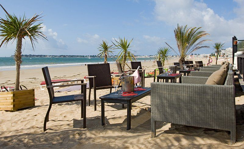 nossy b la baule restaurants bar de plage restaurants. Black Bedroom Furniture Sets. Home Design Ideas