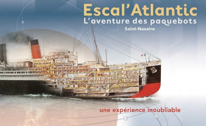 Escal'Atlantic Saint-Nazaire