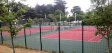 Courts de Tennis municipaux