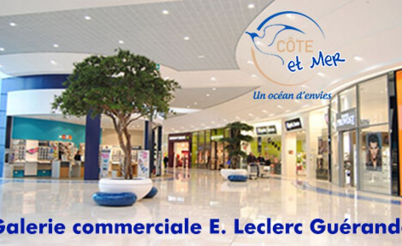 Galerie Commerciale Leclerc Guérande Photo No0