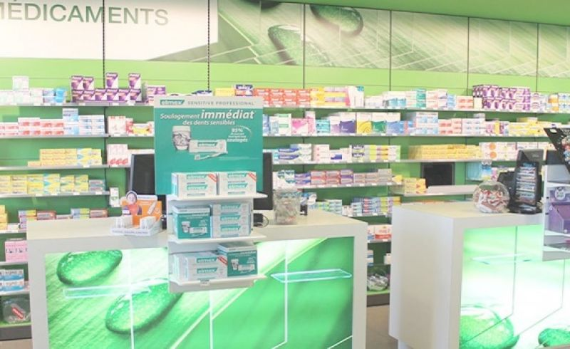 Pharmacie Mylonas-Gellard Saint-Nazaire Photo No0