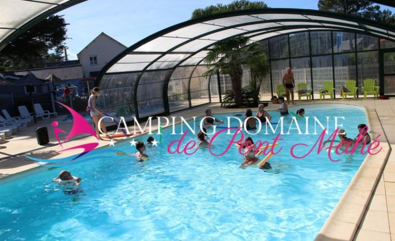 Camping Domaine de Pont Mahé Assérac Photo No0