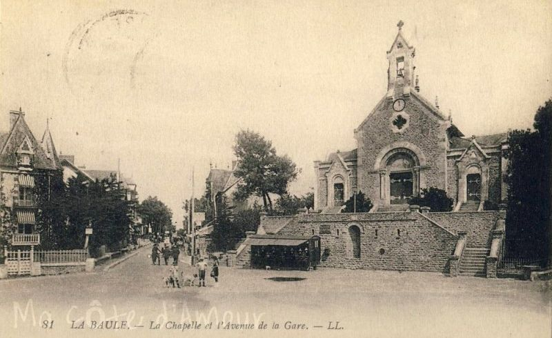 Chapelle Sainte Anne La Baule-Escoublac Photo No3