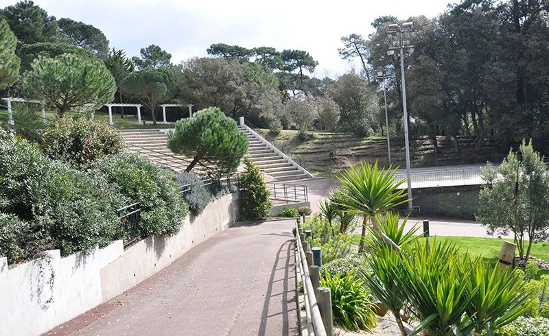 Parc des Dryades La Baule-Escoublac Photo No3